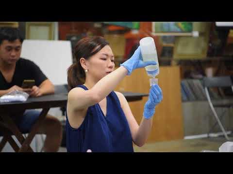 Keepsake by Ryo: DIY Breastmilk Keepsake Workshop