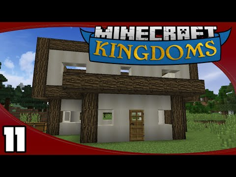 Kingdoms - Ep. 11: New Kingdom & My Texture Pack!