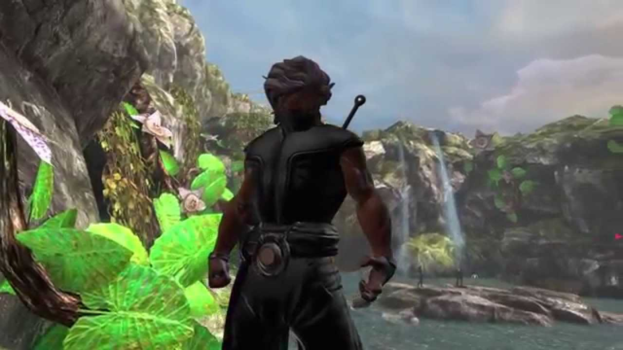 DCUO - New Hair Style- Residents of The Happy Home [Reward ] Halls ...