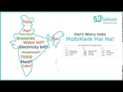 #MobiKwikHaina: Pay Anytime, Anywhere!
