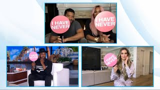 Extended Cut: Ciara & Russell Wilson and tWitch & Allison Play 'Never Have I Ever'