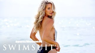 Olivia Jordan, Former Miss USA 2015, Sparkles & Shines | Casting Call | Sports Illustrated Swimsuit