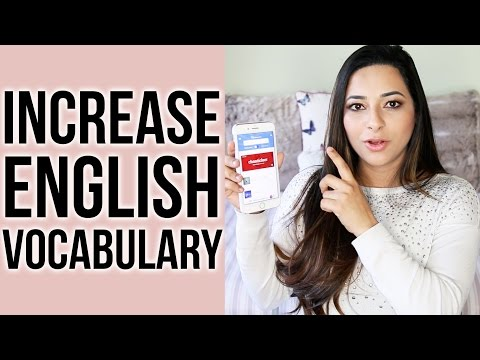 HOW TO IMPROVE YOUR ENGLISH VOCABULARY + Top 10 Tips To Increase Your Vocabulary