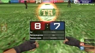 Обзор режима футбол в игре «Counter-Strike Nexon: Zombies»