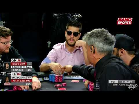 Poker Night - 04/07/2018 - BSOP Natal - Main Event - Mesa final