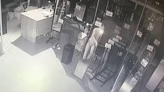 "Поджог магазина ""ZETA"" в Караганде. 2"
