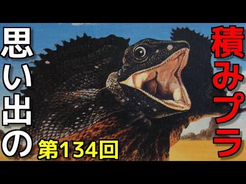 134 ひょうきんアニマル エリマキトカゲ   『ARII ひょうきんアニマル』