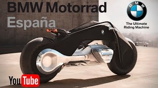 BMW New Concept Bike 2016 - BMW Next100 Concept