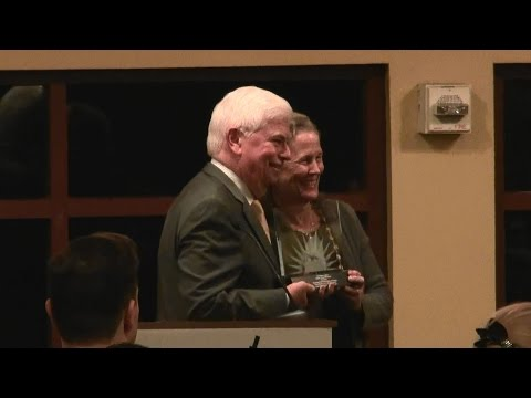 Georgia First Amendment Foundation, Charles L. Weltner Freedom of Information Award Banquet 10/13/16