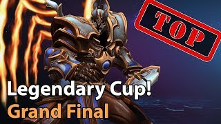 ► Heroes of the Storm: Legendary Cup Grand Final - Heroes Lounge