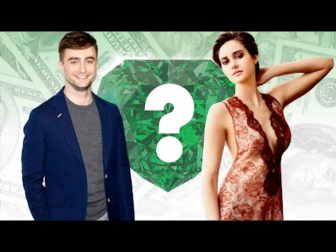 WHO'S RICHER? - Daniel Radcliffe or...