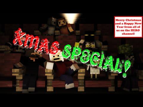 XMAS SPECIAL! | Techno Christmas Minecraft map