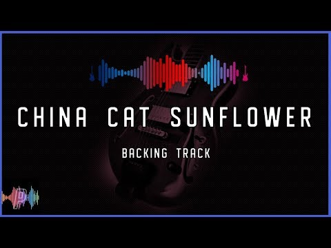 Grateful Dead China Cat Sunflower Guitar Backing Track Jam in G Mixolydian