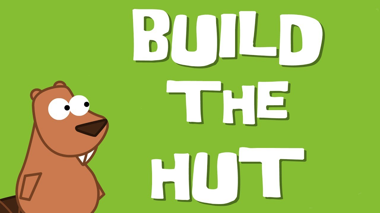 "Zoo Cartoon - Episod #2 ""Build the Hut"""