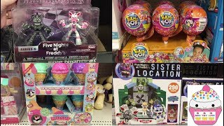 Toy Hunt #143 Five Nights at Freddy's Num Noms Pikmi Pops Grossery Gang Smooshy Mushy Roblox