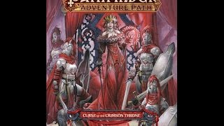 """Download"" Pathfinder Adventure Path: Curse of the Crimson Throne PDF Free"