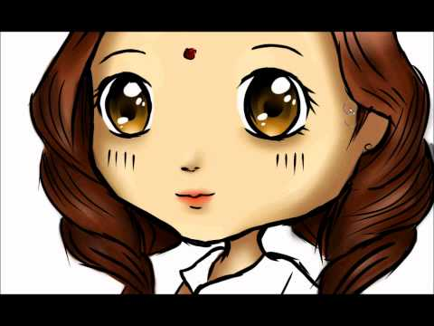 Indian chibi