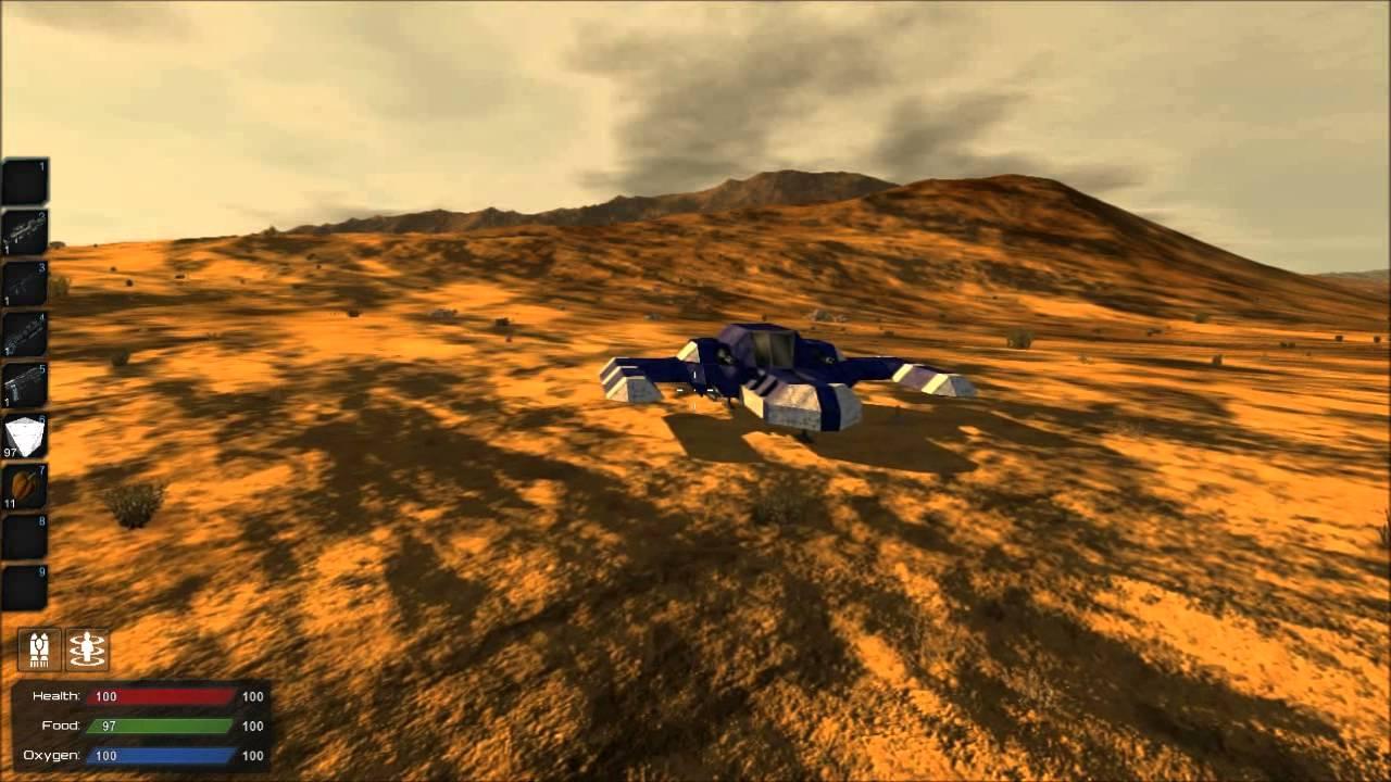 Game Spotlight Empyrion Galactic Survival - YouTube