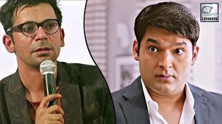 Sunil Grover Reacts On Kapil Sharma's Firangi