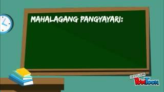 Kabanata 33 - Malayang Kaisipan (Noli Me Tangere)