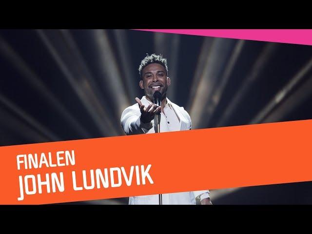FINAL: John Lundvik – My Turn | Melodifestivalen 2018