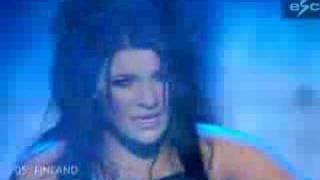 Eurovision SC Final 2007 - Finland - Hanna Pakarinen