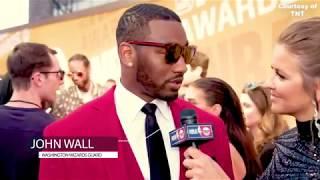 John Wall admits Kemba Walker is his twin (NBA Awards)