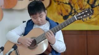 Lê Thạch: Carulli 18 & Ngày xưa ơi - Guitar Solo