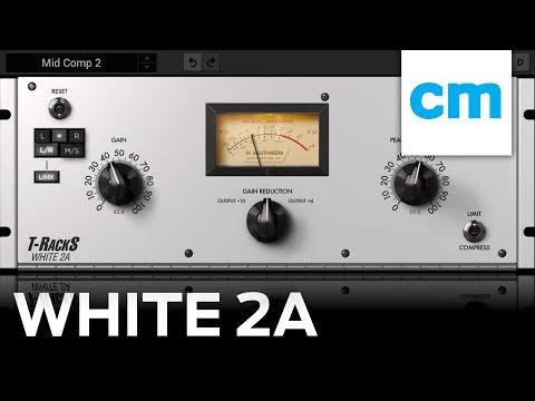FREE VST/AU/AAX worth €99: IK Multimedia White 2A | LA-2A Mixing Tutorial