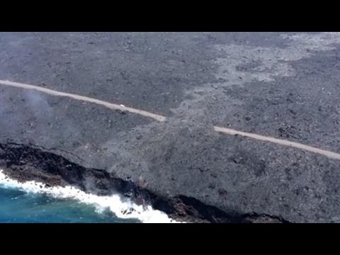 Lava From Hawaii