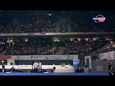 видео: Спортивная гимнастика (ЧЕ-2011, Берлин) Финал, Женщины