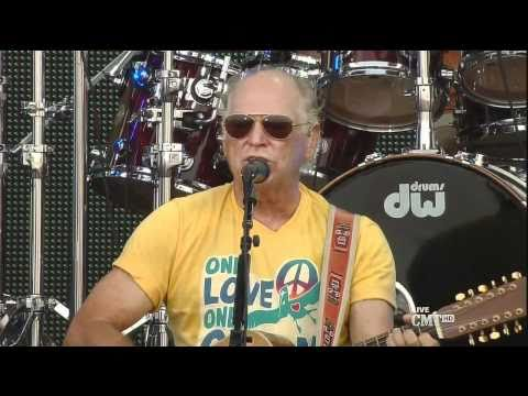 Jimmy Buffett - Gulf Shores Benefit Concert - Son of a Son of a Sailor - 7