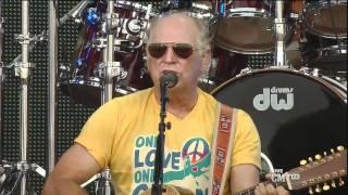 Jimmy Buffett - Gulf Shores Benefit Concert - Son of a Son of a Sailor - 7