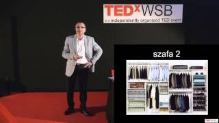 Moc myslenia na papierze, czyli jak realizowac marzenia: Rafal Mirkowski at TEDxWSB