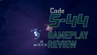 Code S-44: Episode 1 New Free Game on Steam - Gameplay & Review