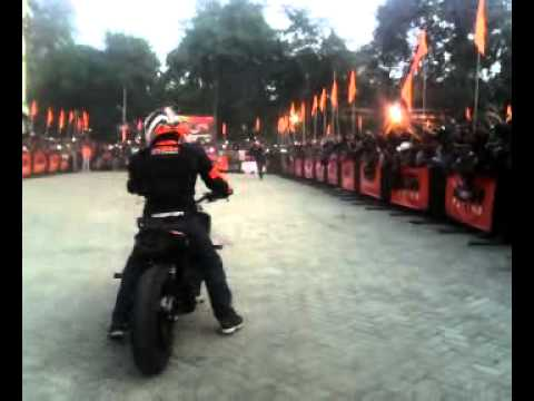 Amazing Bike Stunt at jorhat
