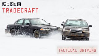 Download Pro Driver Shows Off Tactical Driving Techniques | Tradecraft | WIRED Mp3 and Videos