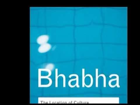 Mimikry nach Homi K. Bhabha