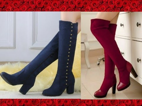 Latest Boot Collection For Women/Girls(Part-2) II Up To Date Collection