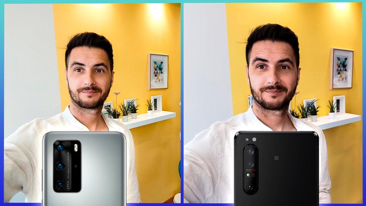 Sony Xperia 1 Mark II vs Huawei P40 Pro. A POR el REY en fotografía