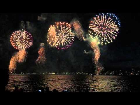 Perth Fireworks 2016 - Australia Day Fireworks