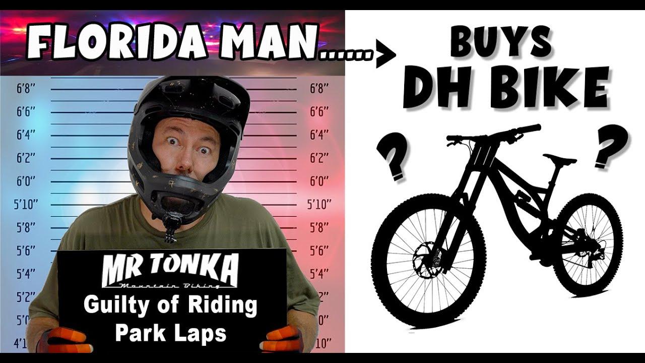 New (Big) Bike Day! //Mr Tonka