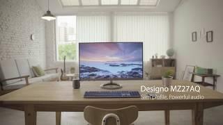 Unboxing Video - Designo MZ27AQ