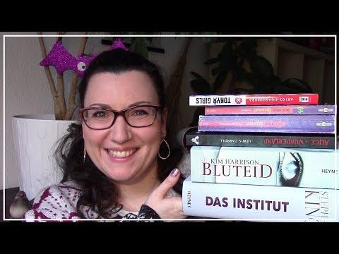 Mein Lesemonat Oktober 2019 || 11 gelesene Bücher