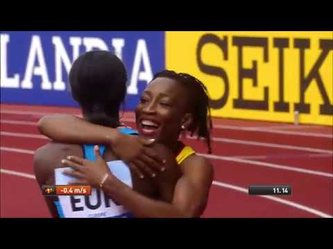 IAAF Continental Cup Highlights Compilation