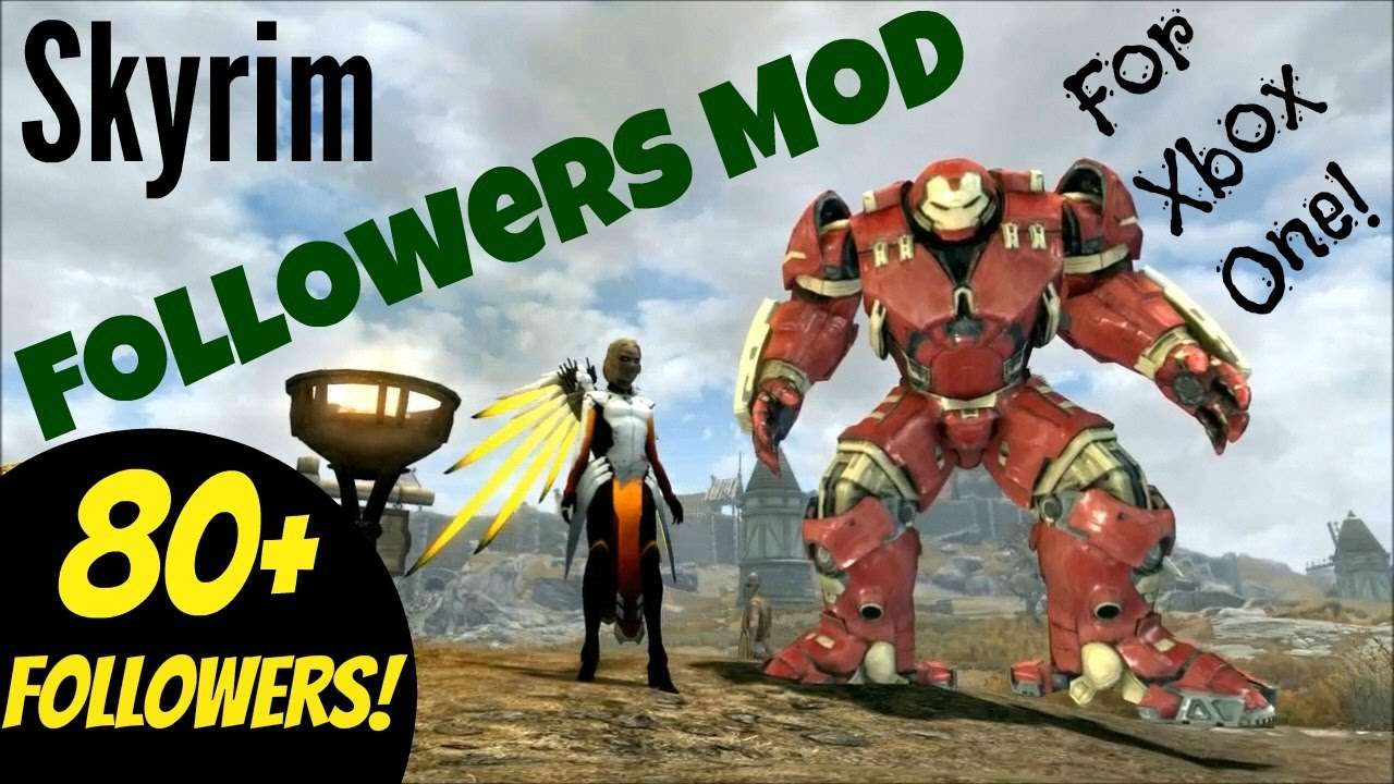 How to mod skyrim for xbox 360 - YouTube
