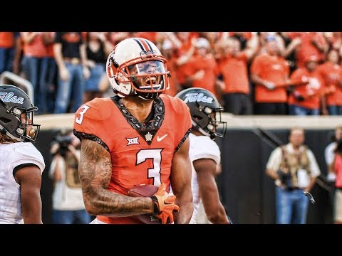 """Marcell Ateman Oklahoma State 2017 Season Highlights ᴴᴰ    """"Welcome to Oakland"""""""