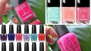 видео Модная одежда для ногтей – лаки Essie