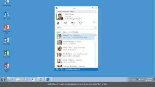Lync   Make the switch to Lync 2013   Find and Add Contacts in Lync 2013   Video 1 of 5
