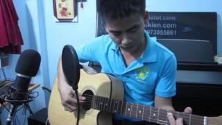 Dạy Guitar Tuổi Hồng Thơ Ngây Móc Đơn Giản
